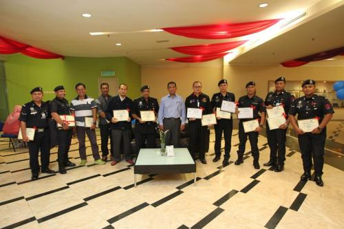 TPM Auxiliary Police 2017