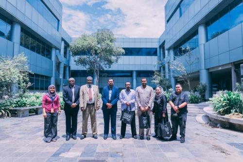 Visit from The Embassy of The Republic of Sudan to TPM Engineering