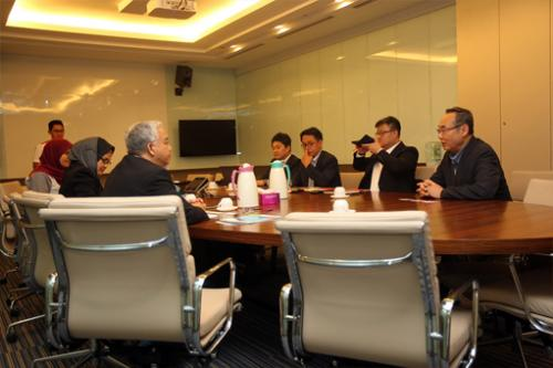 July 16 - Briefing to Busan IT Promotion Board by TPM IT
