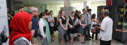 July 16 - Visit by INTI International College and University of Wollongong (UOW) Australia iii