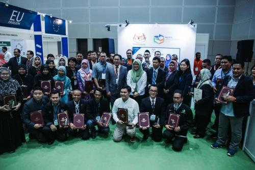 Malaysia Commercialisation Year (MCY) Award at IGEM 2018