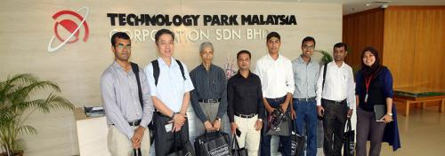 Visit from Ministry of Science & Technology, Bangladesh