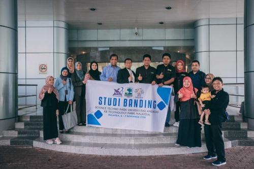 Benchmarking visit by University of Andalas, Indonesia