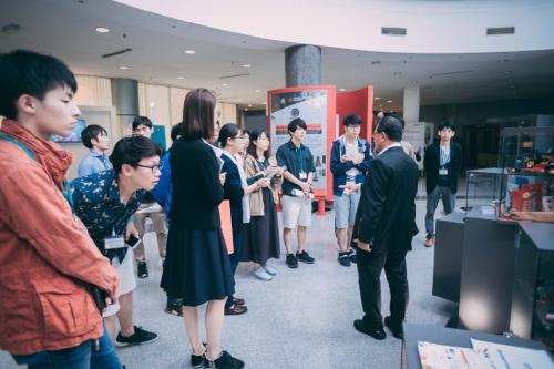 Visit by Tokyo Metropolitan University and Leave A Nest Malaysia