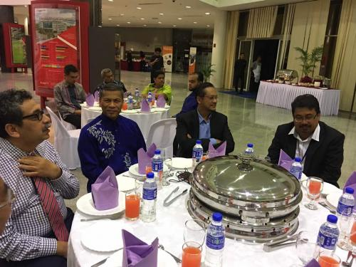 YB MOSTI Deputy Minister'S Dinner With UMP Delegates